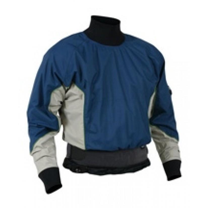 Куртка сухая NRS Stampede LS, синий