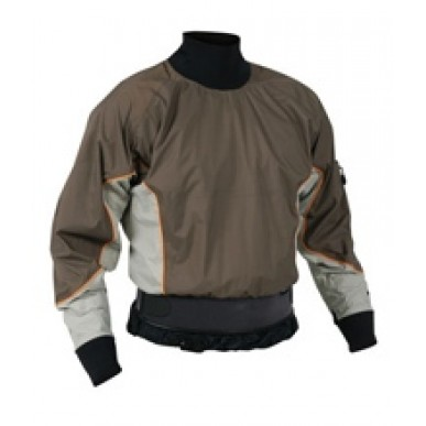 Куртка сухая NRS Stampede LS, серый
