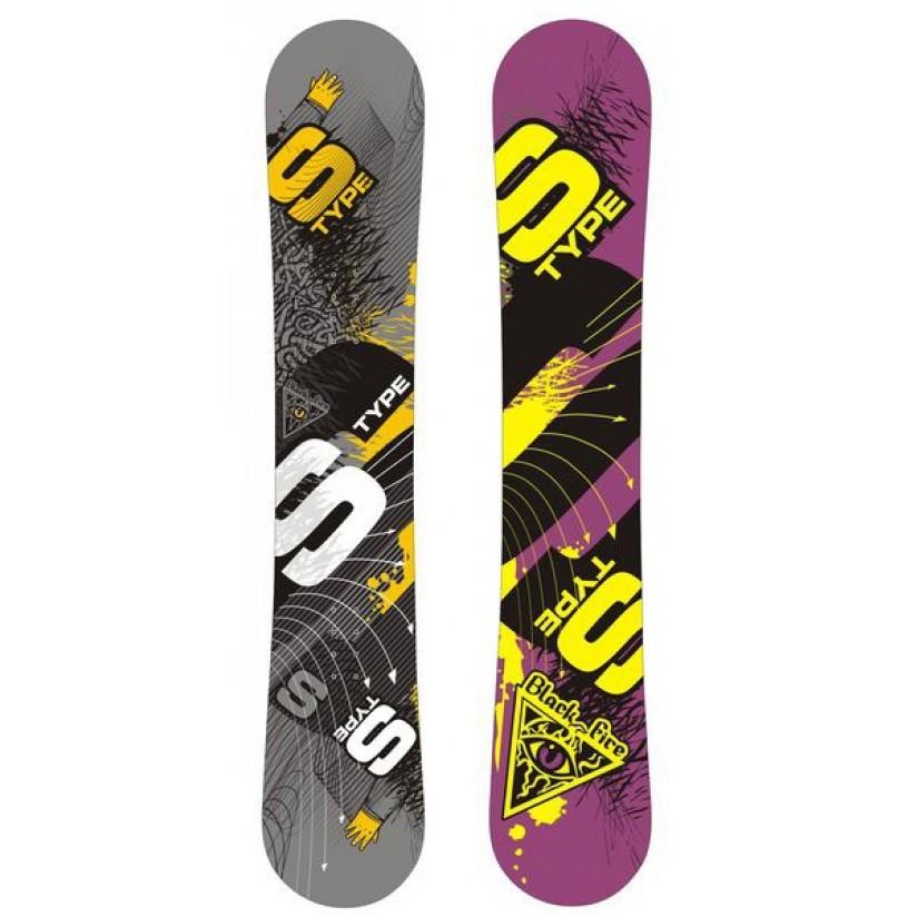 Сноуборд BlackFire S-Type