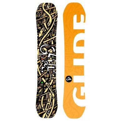 Сноуборд Glide Crack