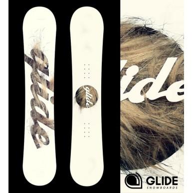 Сноуборд Glide Oversnow
