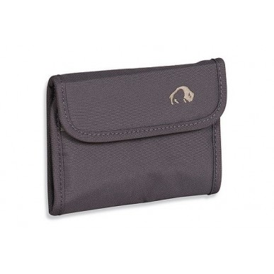 Кошелек Tatonka Euro Wallet carbon