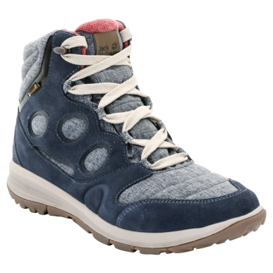 Ботинки Jack Wolfskin Vancouver Texapore Mid W blue