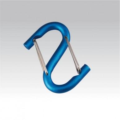Брелок-карабин S-формы
