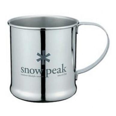Кружка Snow Peak Stainless Steel