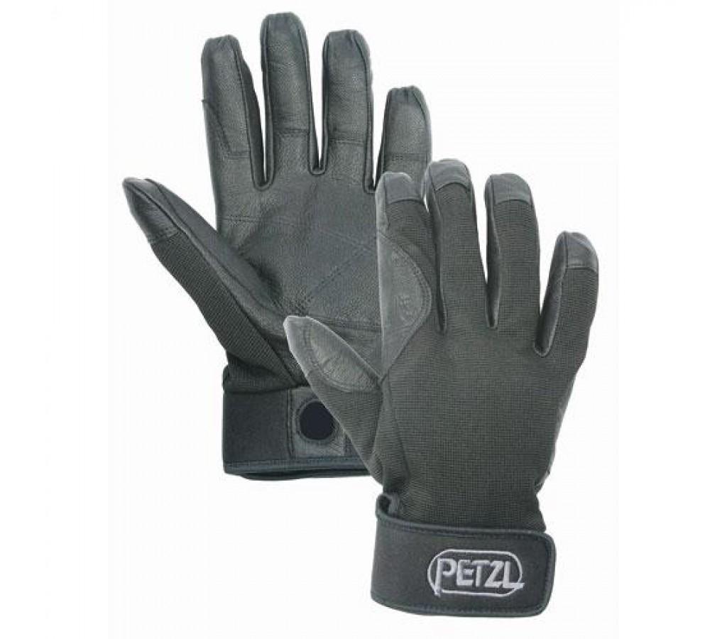 Перчатки Petzl Cordex, черные