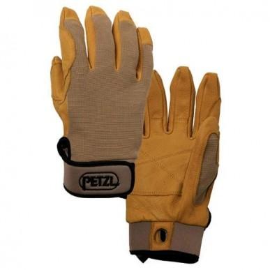 Перчатки Petzl Cordex, желтые