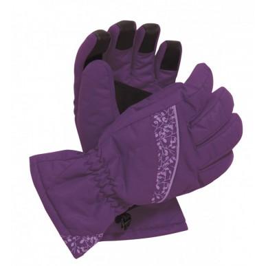 Перчатки Regatta Breezey женские, blackcurrant