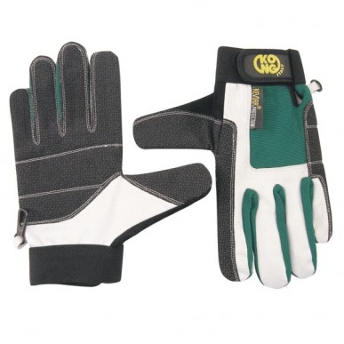 Перчатки Kong Full Gloves зеленые