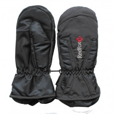 Рукавицы Red Fox Traverse M черный