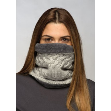 Шарф-хомут Buff Neckwarmer Knitted Polar, galois
