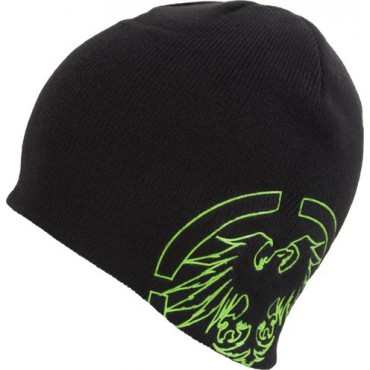 Шапка Never Summer Sonic Weld, black/green