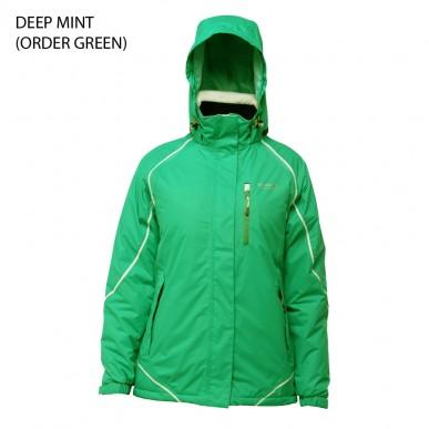 Куртка Regatta Skylar женская, deepMint/white