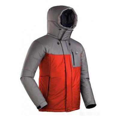 Куртка Bask Heaven Prim, красный/серый