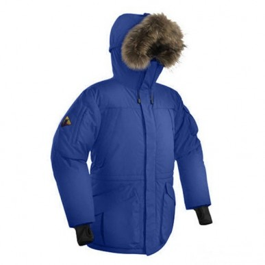 Куртка Bask Alaska v2, т.синий