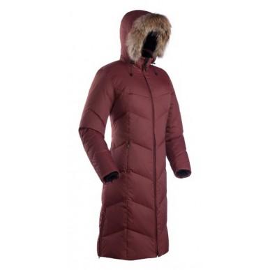 Пальто Bask Route V3, бордовый