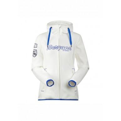 Куртка Bergans Bryggen Lady white