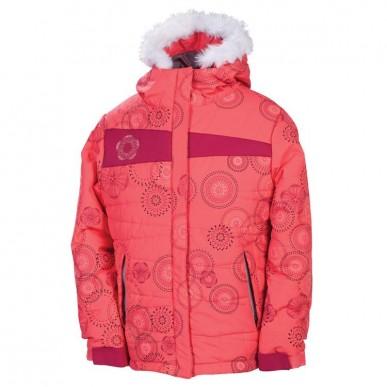 Куртка 686 Mannual Gidget Puffy детская (Coral Rings)