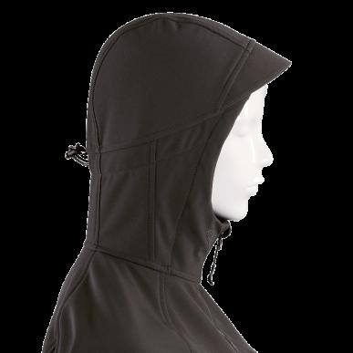 Куртка Sivera Вила, черный