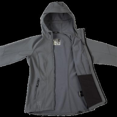Куртка Sivera Вила, т.серый