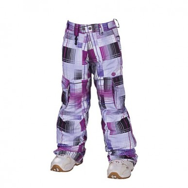 Брюки детские 686 Smarty Mandy Violet Plaid