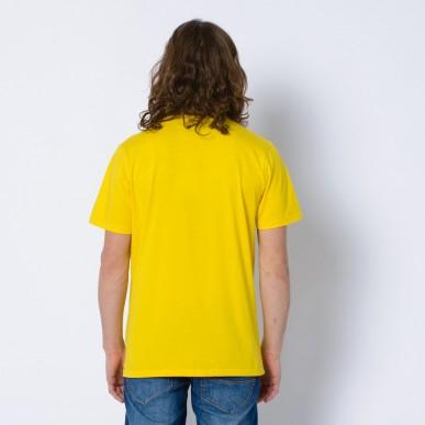 Футболка Animal Lahabra CL4SE035, желтая