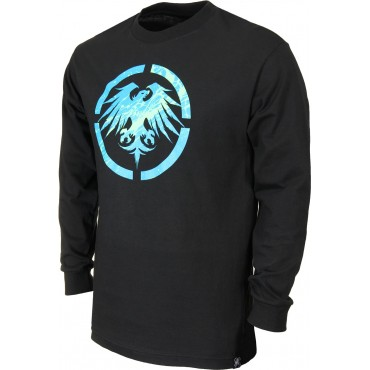 Футболка Never Summer Proto Eagle LS, black