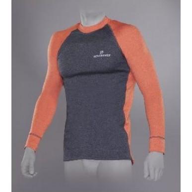 Tramp Tracking LS, серый/оранжевый