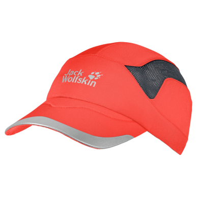 Кепка Jack Wolfskin Passion Light Cap coral
