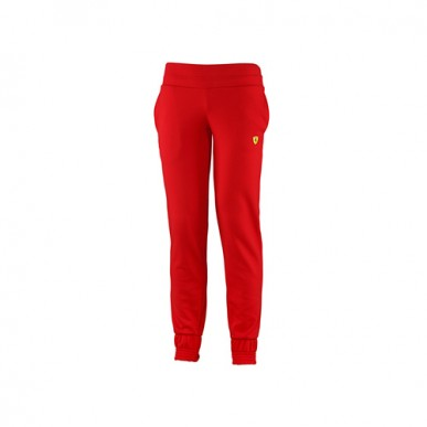 Штаны Ferrari Sweat pant W 2013, красные