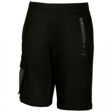 Шорты Ferrari Sweat Shorts черные