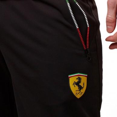 Штаны Ferrari Track black