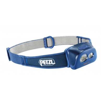 Фонарь Petzl Tikka Plus,blue