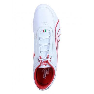 Кроссовки Ferrari Puma Drift Cat 4 SF white