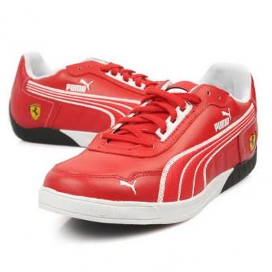 Кроссовки Ferrari 3-0 Lo SF RED