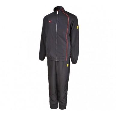 Костюм Ferrari Woven Suit черный