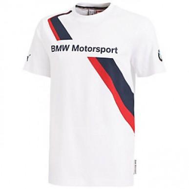 Футболка BMW Tee M белая