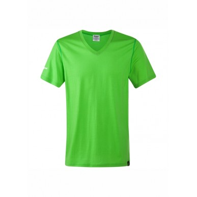 Футболка Bergans Bloom Wool Tee, green