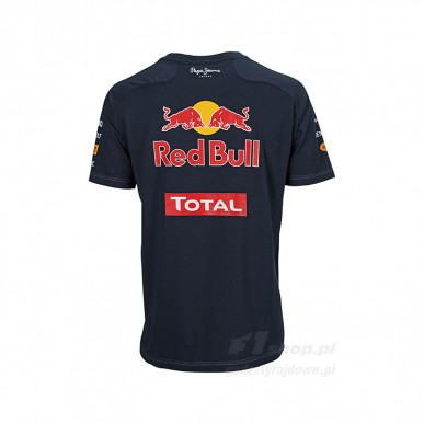 Футболка Red Bull Replica детская, т.синий