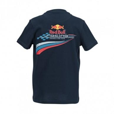 Футболка Red Bull Logo дет. синяя