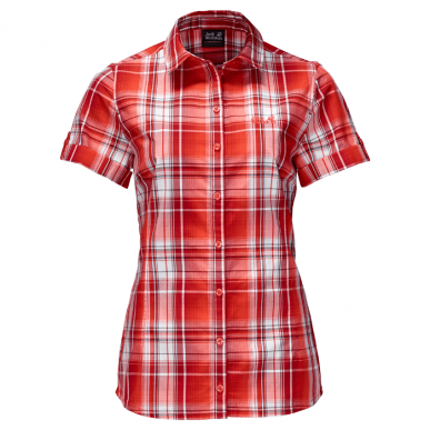 Рубашка Jack Wolfskin MARONI RIVER SHIRT WOMEN