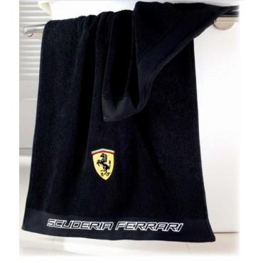 Полотенце Ferrari Schwarz 70*140см черный
