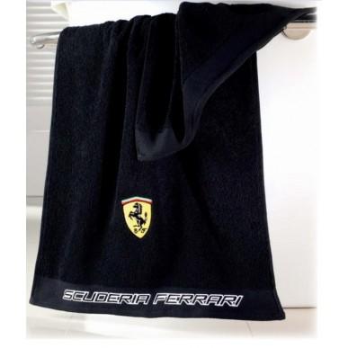 Полотенце Ferrari Schwarz 50*100см черный